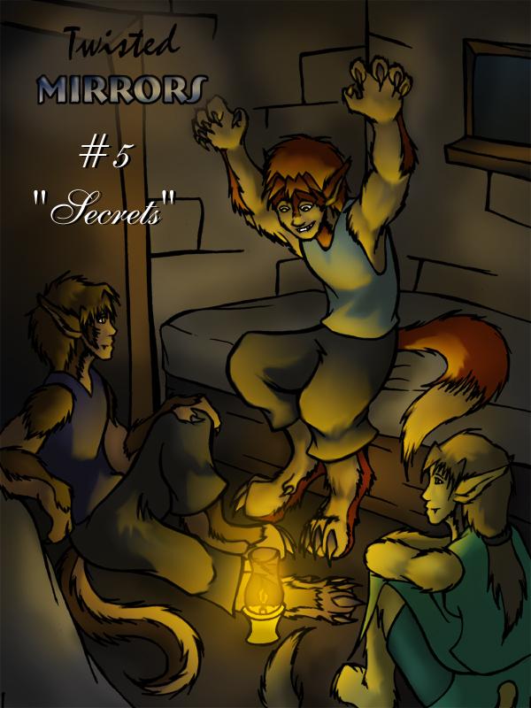 Chapter 5 – Secrets